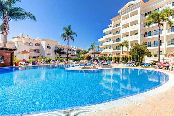 Modern apartment with huge shared pool area - Cerro Mar Colina Apartment B - Albufeira - rentals