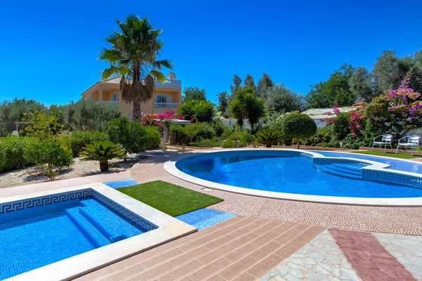 Luxury 4 bed villa with pools and kids pool - Villa do Barradas - Silves - rentals
