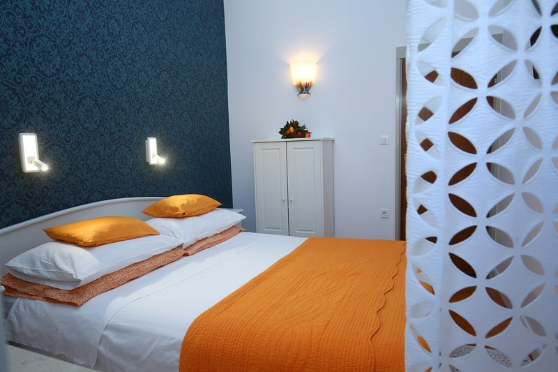 main bedroom - A lovely apartment Marmont in the heart of Split - Split - rentals