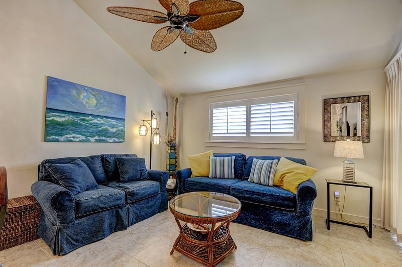 Spacious, open floor-plan is great for entertaining and relaxing together. - Chateau La Mer II 704 Destin - Miramar Beach - rentals
