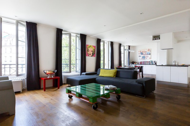 onefinestay - Boulevard du Temple private home - Image 1 - Paris - rentals