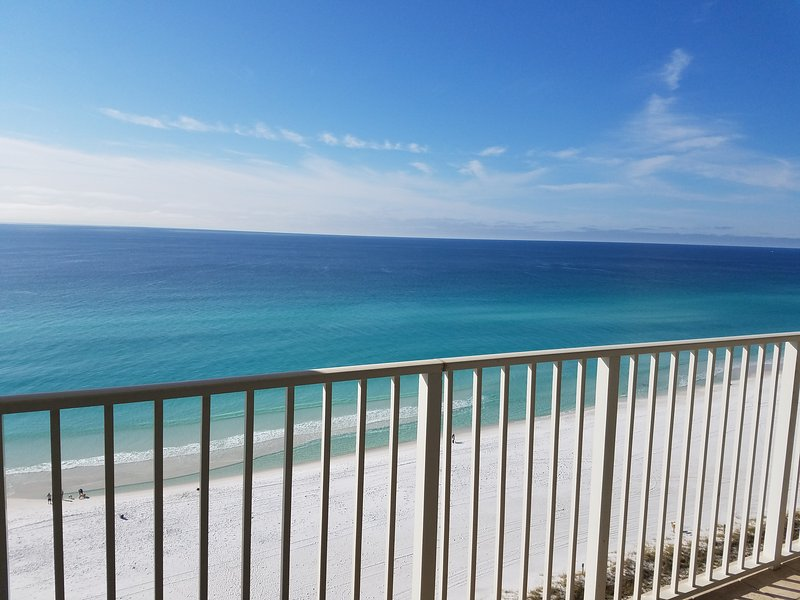 View from our 40 foot balcony! - Majestic Sun B1204*Top Floor*Incredible Views*Nice - Destin - rentals