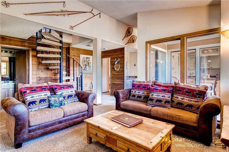 Ski Hill Condos 50 by Ski Country Resorts - Image 1 - Breckenridge - rentals