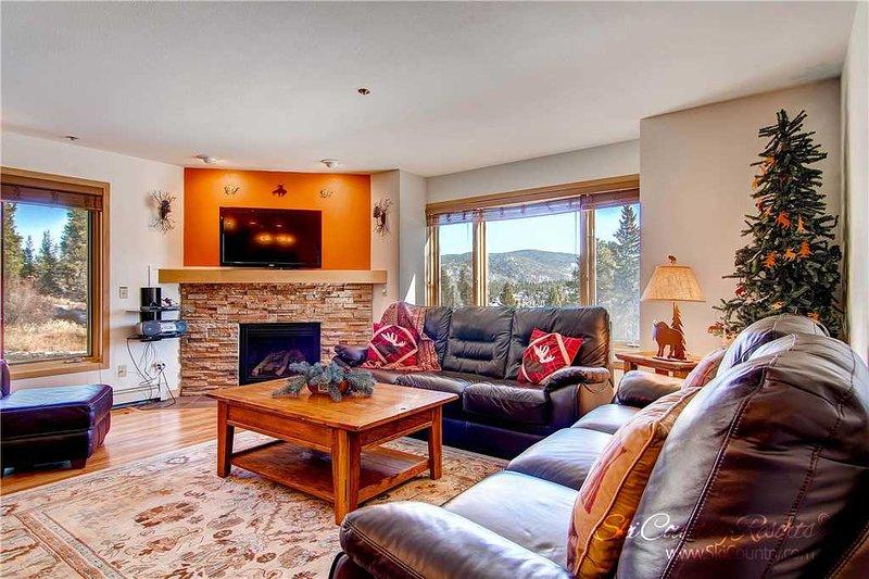 Tyra Chalet 229 by Ski Country Resorts - Image 1 - Breckenridge - rentals