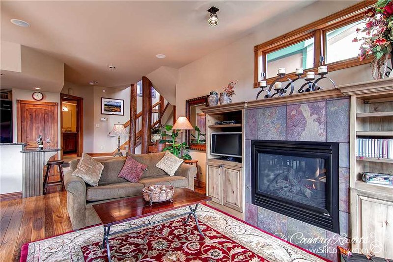 The Woods Townhomes 125 by Ski Country Resorts - Image 1 - Breckenridge - rentals