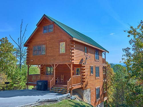 Incredible View - Image 1 - Sevierville - rentals