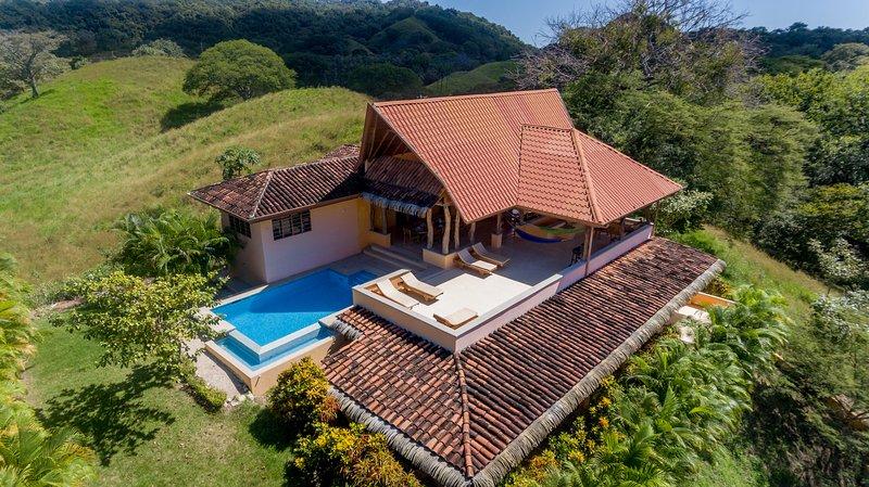 Sunrise Villa, Playa Guiones, Nosara. Sea breeze - Image 1 - Nosara - rentals