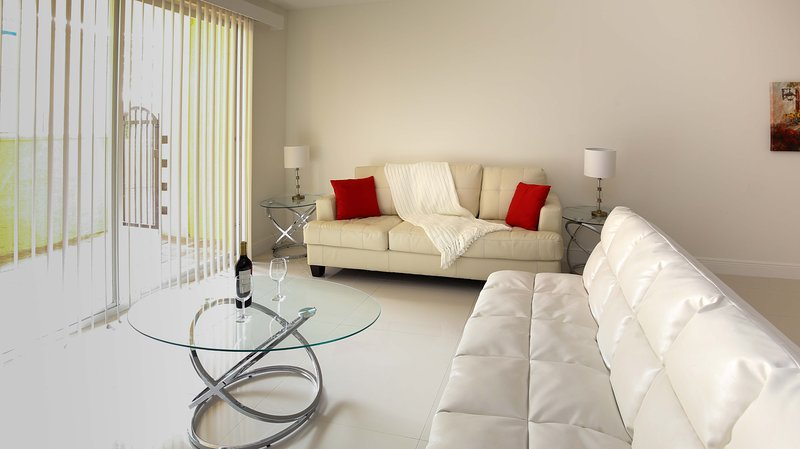 MIAMI - Coral Gables 1 bedroom Furnished Suite - Walk to Merrick Park - Image 1 - Miami - rentals