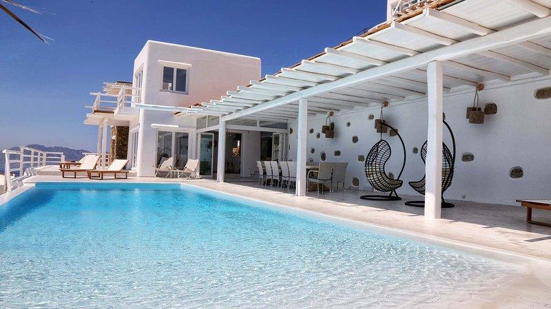 Blue Villas|Maxima|Sports - Image 1 - Mykonos Town - rentals