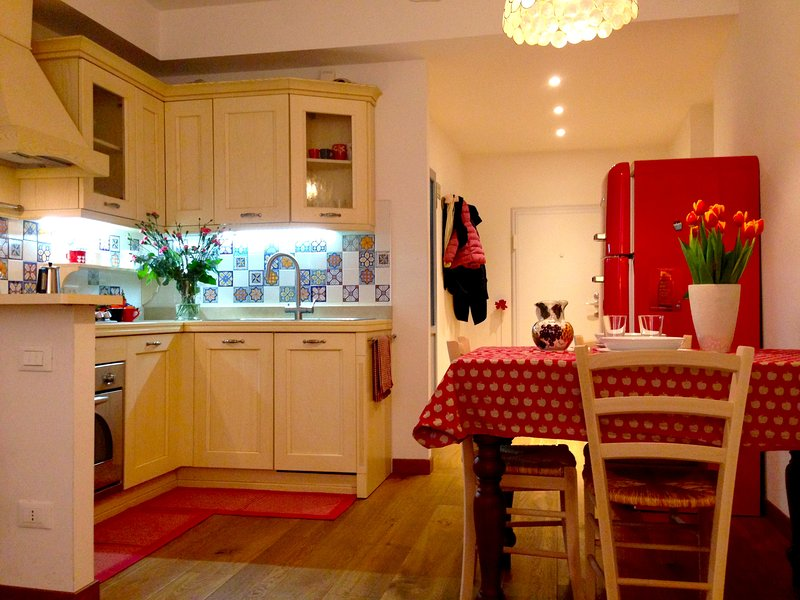 kitchen - Lovely flat - Bologna City Center - Bologna - rentals