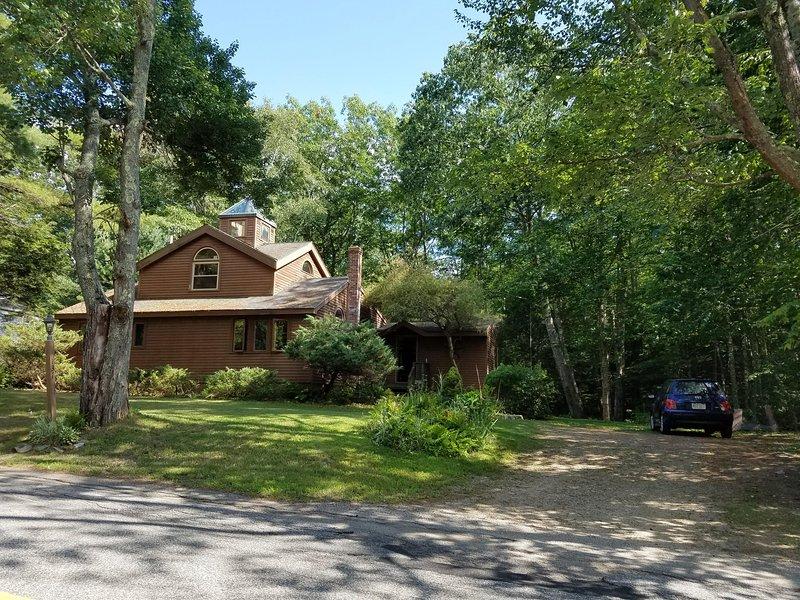 Califorina Style Cedar Home - Image 1 - Ogunquit - rentals