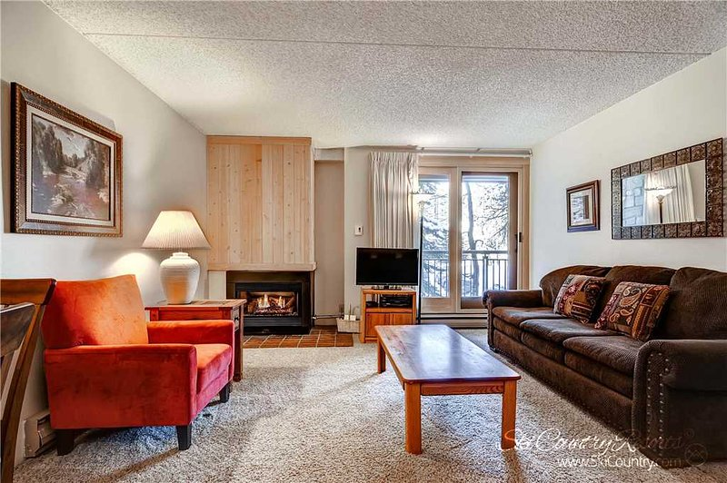 Trails End Condos 103 by Ski Country Resorts - Image 1 - Breckenridge - rentals