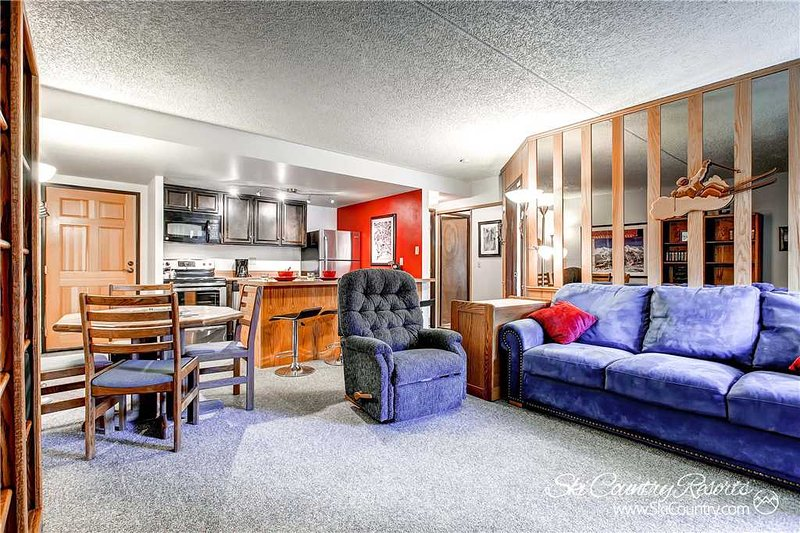 Trails End Condos 108 by Ski Country Resorts - Image 1 - Breckenridge - rentals