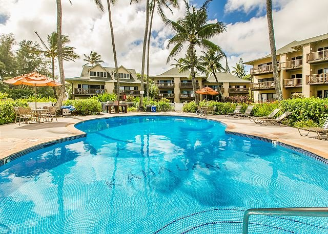Kaha Lani 311, Great Ocean & Sunrise Views, Steps to Sandy Beach, Near Town - Image 1 - Lihue - rentals