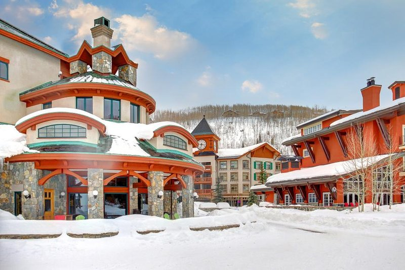 Ski-in/ski-out Powderhorn condo with shared hot tubs, a pool & gym! - Image 1 - Solitude - rentals