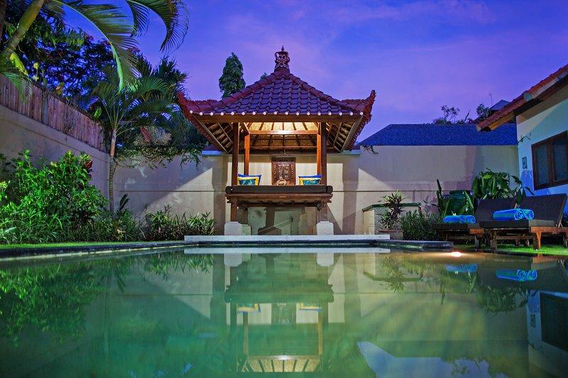 Ivory, Spacious 3 Bedroom Villa, near to W Hotel and Potato Head, Seminyak - Image 1 - Seminyak - rentals