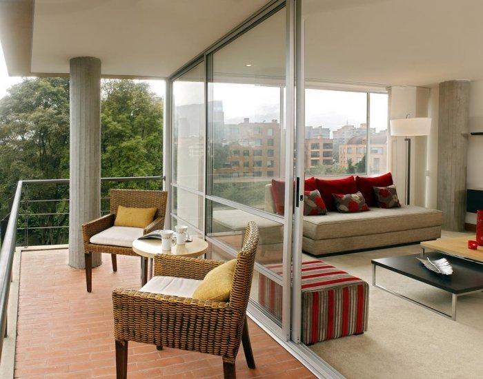 Airy 2 Bedroom Apartment in Santa Paula - Image 1 - Bogota - rentals