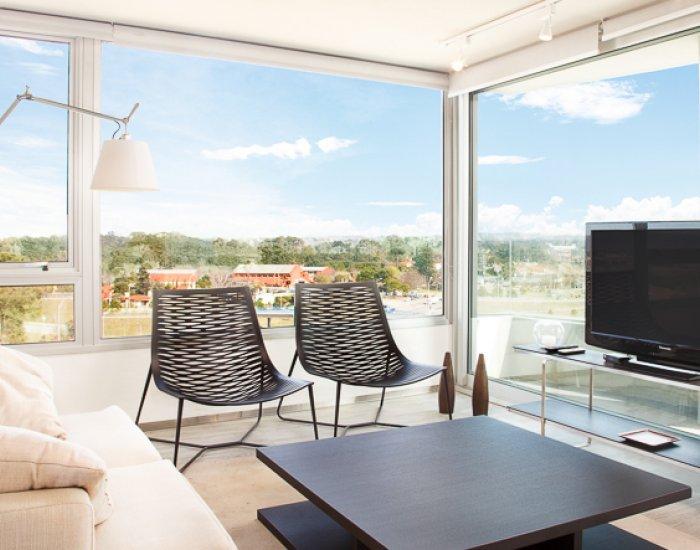 Modern & Spacious 2 Bedroom Apartment in Carrasco - Image 1 - Montevideo - rentals
