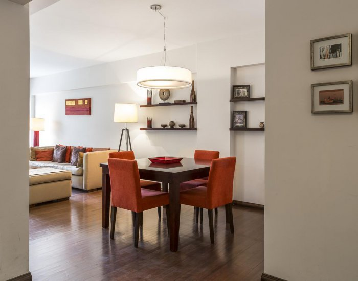 Spacious and Luminous 1 Bedroom Apartment in Recoleta - Image 1 - Buenos Aires - rentals