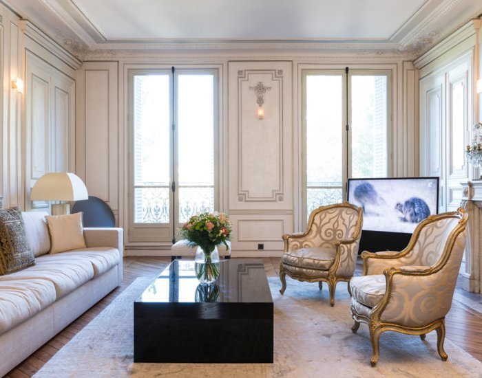Gorgeous 3 Bedroom Close to the Seine River - Image 1 - Paris - rentals