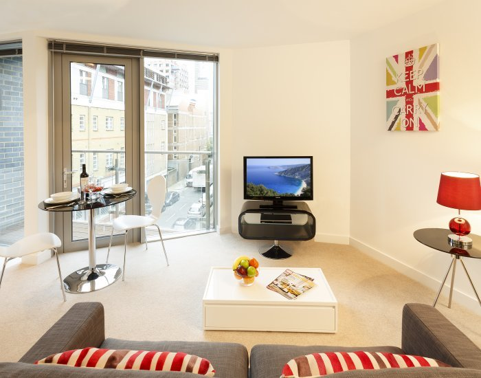 Homey 2 Bedroom Apartment in Shoreditch - Image 1 - London - rentals