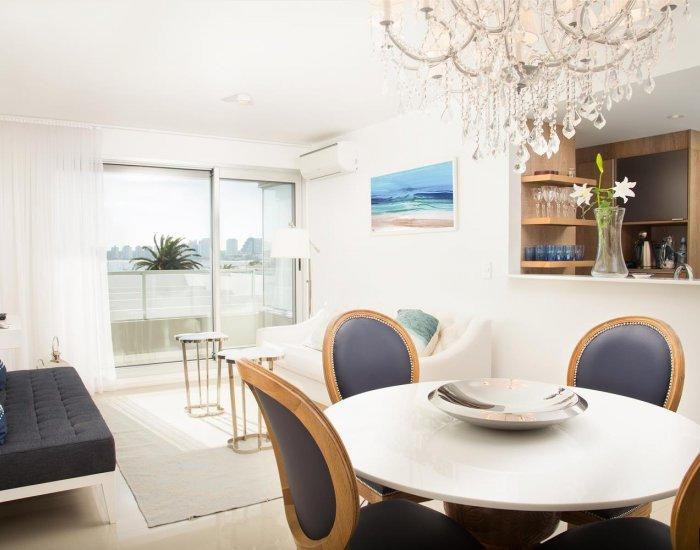 Bright 2 Bedroom Apartment in La Punta - Image 1 - Punta del Este - rentals