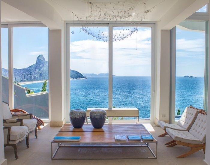 Marvelous 6 Bedroom House in Joa - Image 1 - Rio de Janeiro - rentals