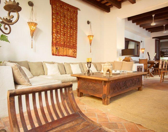 Cozy 3 Bedroom House in Old Town - Image 1 - Cartagena - rentals