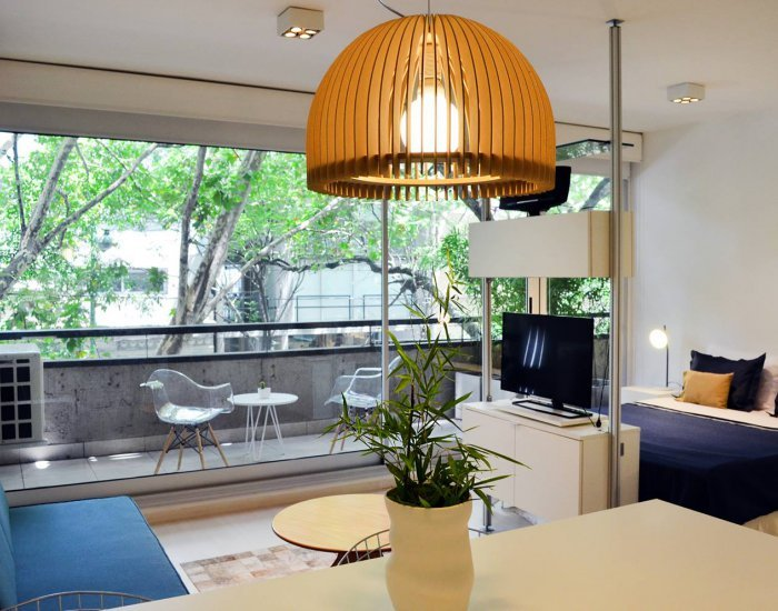 Charming Studio Apartment in Palermo Hollywood - Image 1 - Buenos Aires - rentals