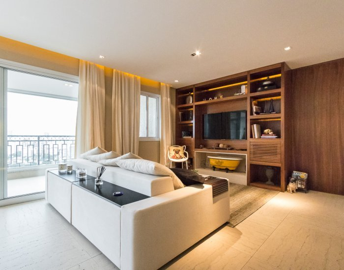 Upscale 2 Bedroom Apartment in Vila Olimpia - Image 1 - Sao Paulo - rentals