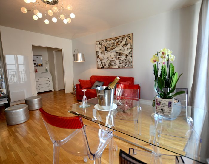 Subtle 1 Bedroom Apartment Near Bastille - Image 1 - Paris - rentals