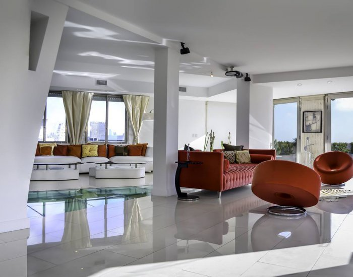 Luxurious 5 Bedroom Apartment in Plaza San Martín - Image 1 - Buenos Aires - rentals