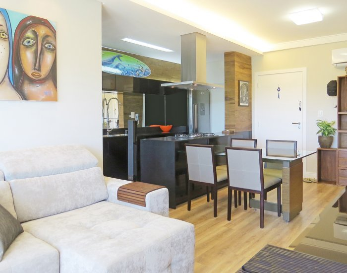 Funky 2 Bedroom Apartment Nestled in Campeche surroundings - Image 1 - Florianopolis - rentals