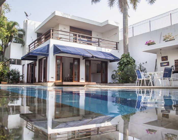 Incredible 3 Bedroom Beach House in Cielo mar - Image 1 - Cartagena - rentals