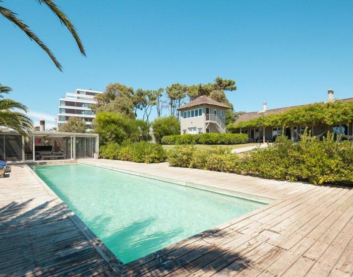 Stylish 6 Bedroom Beach House in Punta del Este - Image 1 - Punta del Este - rentals