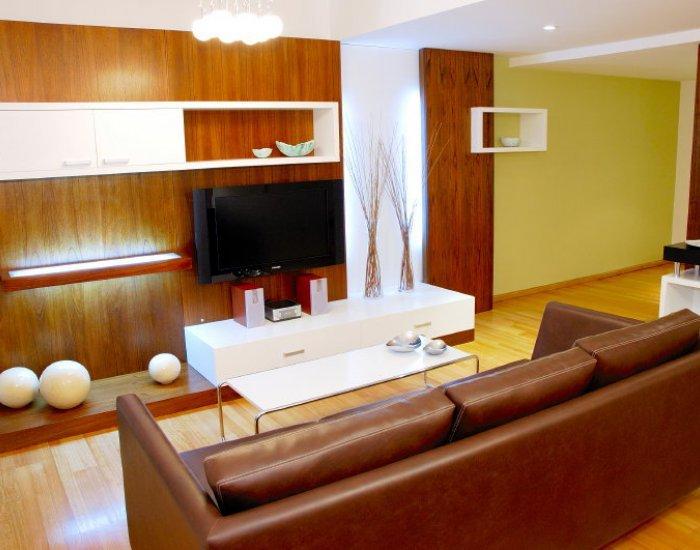 Buenos Aires - Ashtanga Corner - Living Room - Spacious 3 Bedroom Apartment in Recoleta - Buenos Aires - rentals