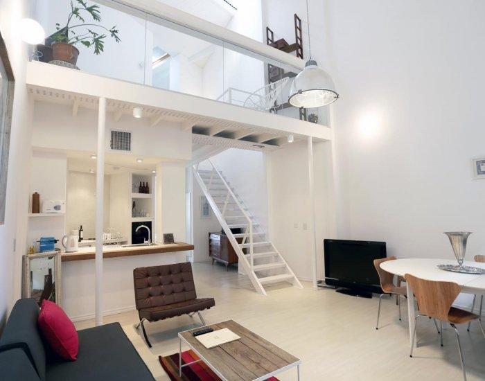Divine 3 Bedroom Loft in Belgrano - Image 1 - Buenos Aires - rentals