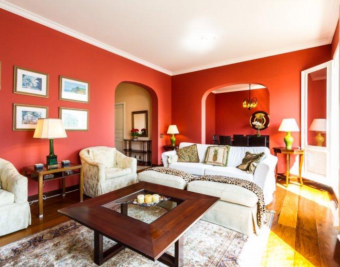 Welcoming 3 Bedroom Apartment in Jardins - Image 1 - Sao Paulo - rentals
