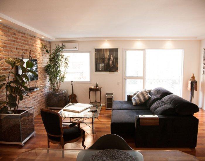 Pleasant 2 Bedroom Apartment in Itaim Bibi - Image 1 - Sao Paulo - rentals