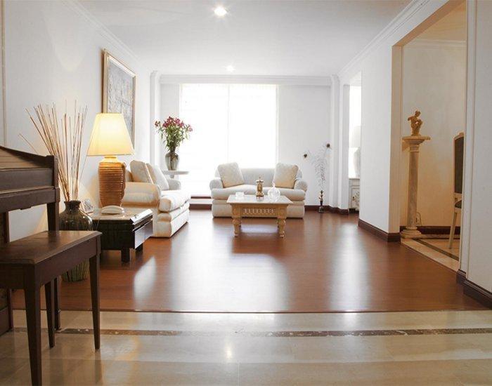 Classic 3 Bedroom Apartment in Santa Barbara - Image 1 - Bogota - rentals