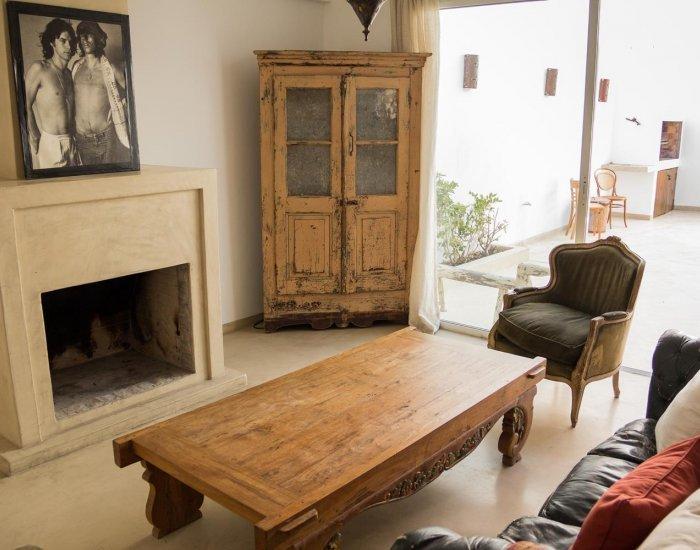 Buenos Aires - Lo de Pepa - Living Room - Amazing 3 Bedroom Penthouse in Las Cañitas - Buenos Aires - rentals