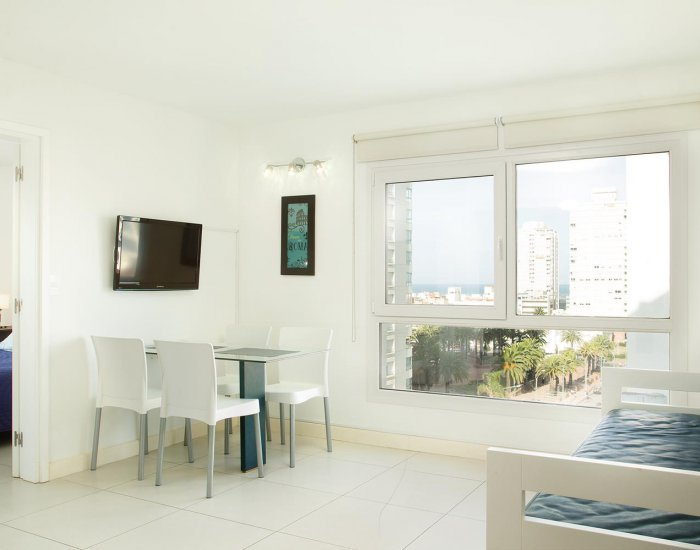 Modern 1 Bedroom Apartment in La Punta - Image 1 - Punta del Este - rentals
