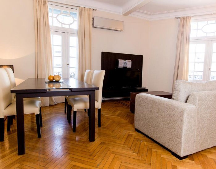 Buenos Aires - Maison Antoinette - Living Room - French Style 2 Bedroom Apartment in Palermo - Buenos Aires - rentals