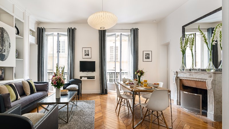Chic 2 Bedroom Apartment Close to Luxembourg Garden - Image 1 - Paris - rentals
