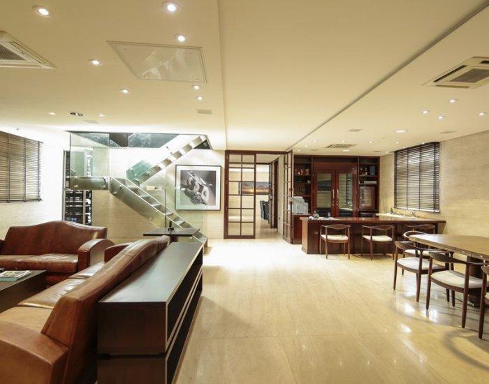 Sleek & Spacious 3 Bedroom Apartment in Jardins - Image 1 - Sao Paulo - rentals