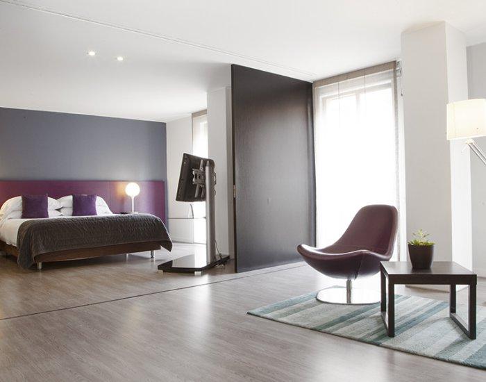 Chic 2 Bedroom Apartment in Parque 93 - Image 1 - Bogota - rentals