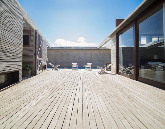 Breathtaking 4 Bedroom Beachfront Home in Jose Ignacio - Image 1 - Jose Ignacio - rentals