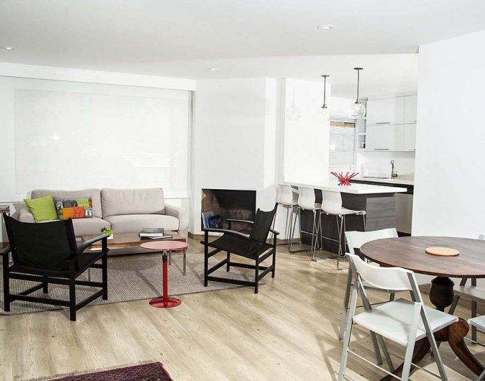 Relaxed 1 Bedroom Apartment in Parque 93 - Image 1 - Bogota - rentals