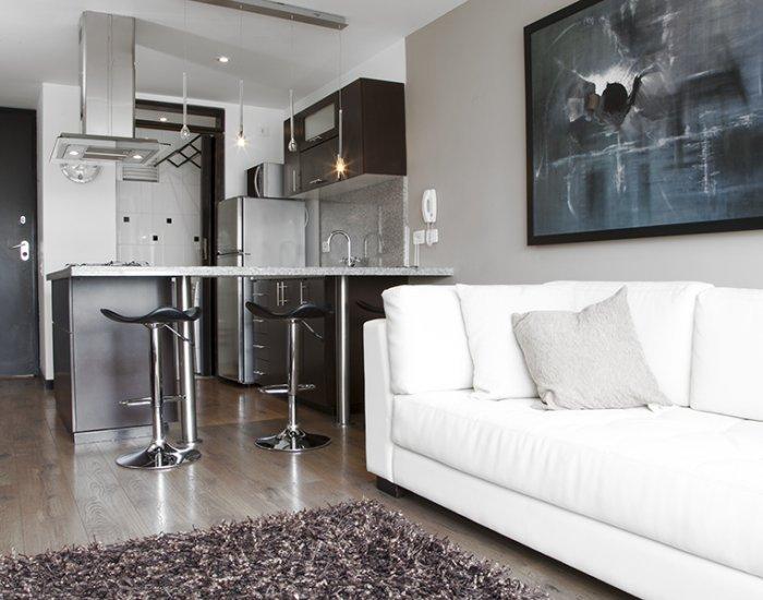 Cozy Studio Near Chicó Navarra - Image 1 - Bogota - rentals