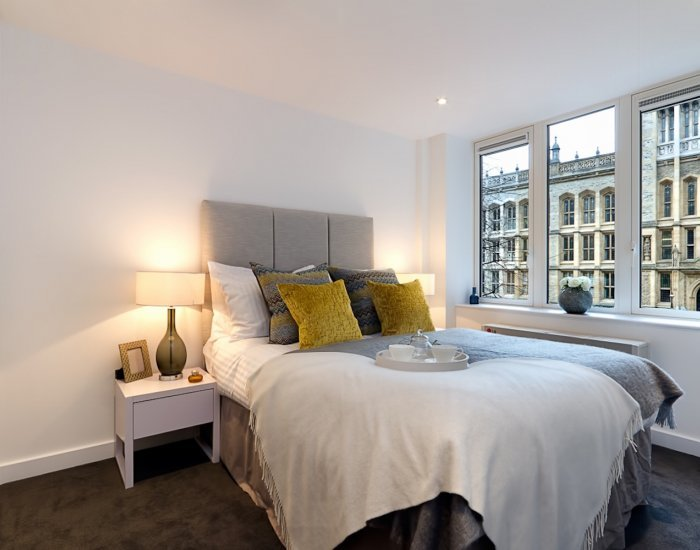 Contemporary 2 Bedroom Apartment in the City of London - Image 1 - London - rentals